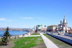 Куда сходить с детьми в Иркутске