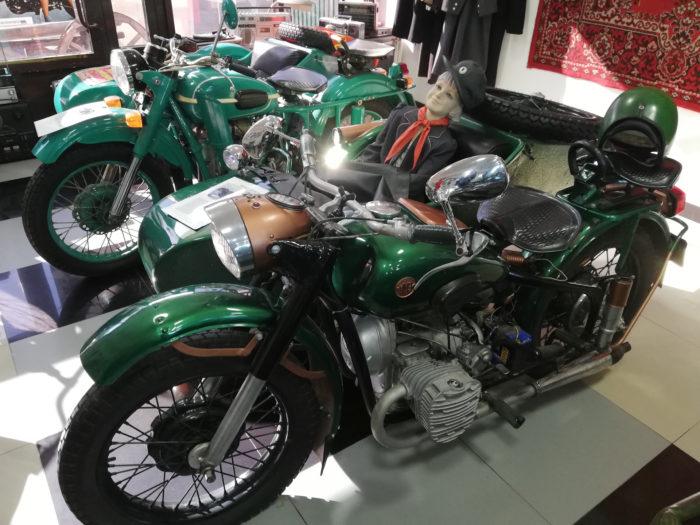 Музей ретро-мототехники