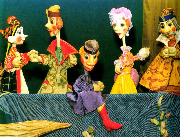 Кемеровский областной театр кукол имени Аркадия Гайдара