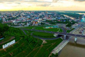 Куда сходить с детьми в Барнауле