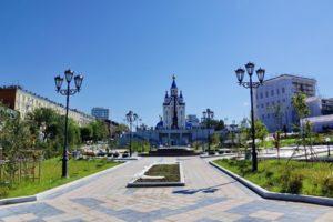 Куда сходить с детьми в Хабаровске
