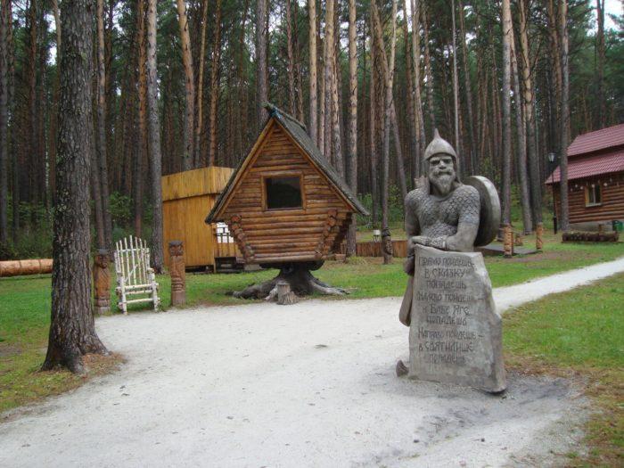 Музей «Томская писаница». Историко-культурный и природный музей-заповедник