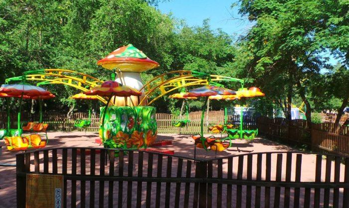Парк культуры и отдыха «Антошка»