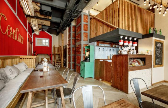 Сибирская гастрономия: Кафе локальной кухни «СенаСтог»