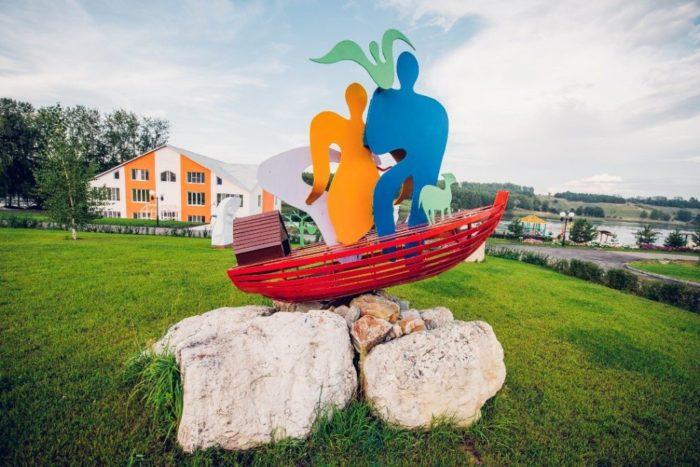 Парк скульптур «Легенда»