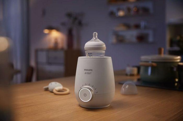 Philips Avent представила быстрый подогреватель бутылочек