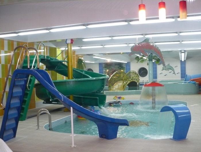 Аквапарк «Жасмин» в Томске