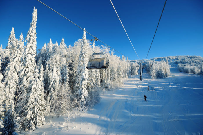 Горнолыжный комплекс Белая гора