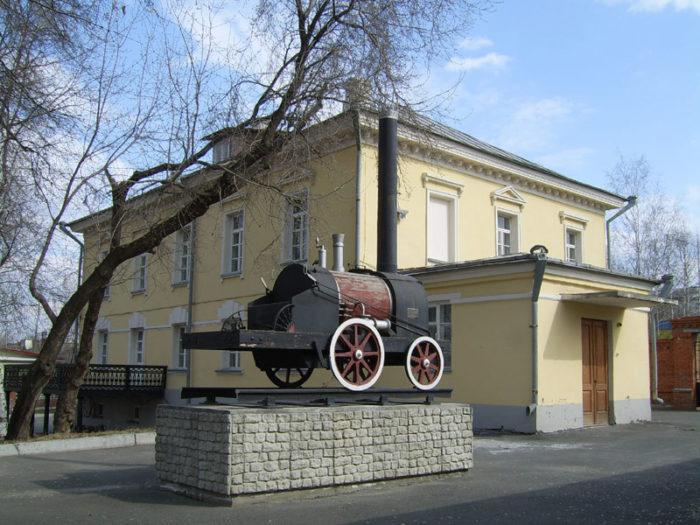 Историко-технический музей «Дом Черепановых»