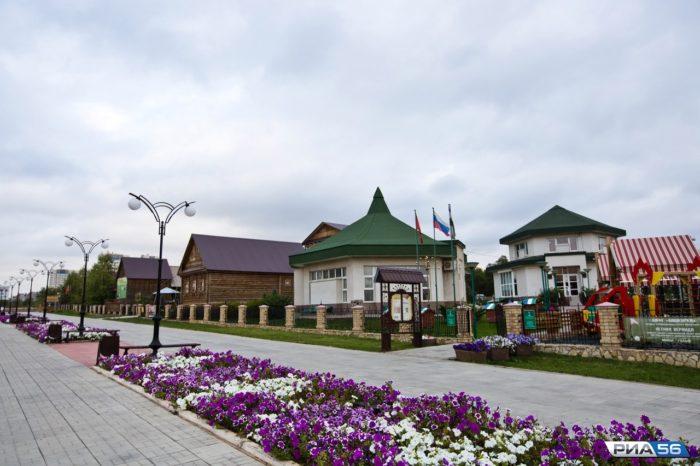 Музейно-культурный комплекс «Национальная деревня»