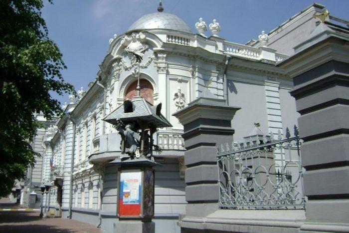 Ульяновский областной театр кукол и его музей