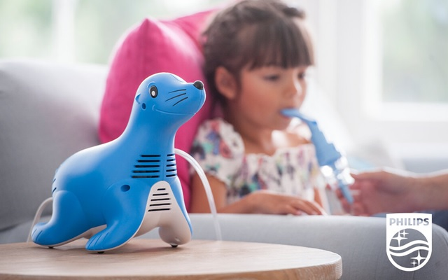 Дышать свободно вместе с Philips: компания поддерживает Всемирный день борьбы с астмой