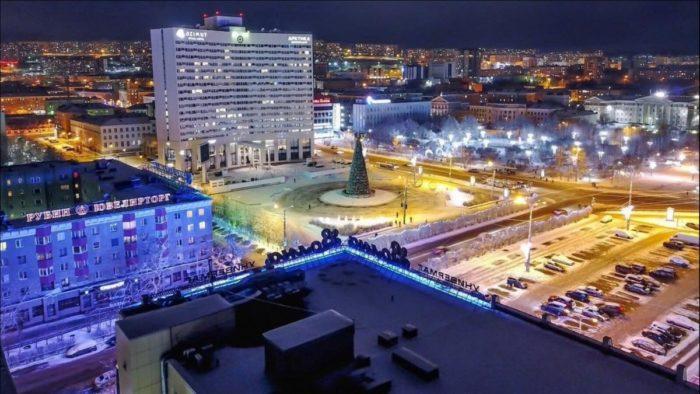 Площадь Пяти углов