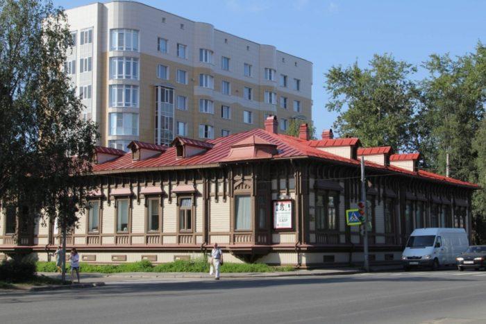 Архангельский областной молодёжный театр