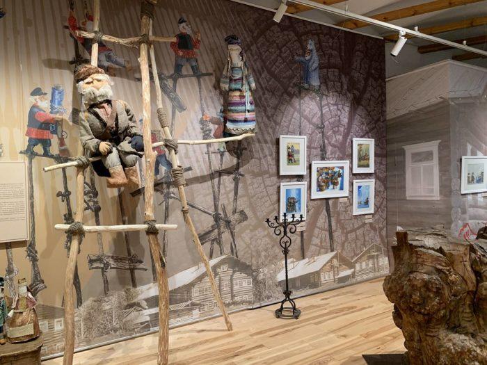 Музей художника и сказочника С. Г. Писахова