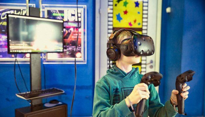 Парк развлечений «Мир виртуальной реальности»