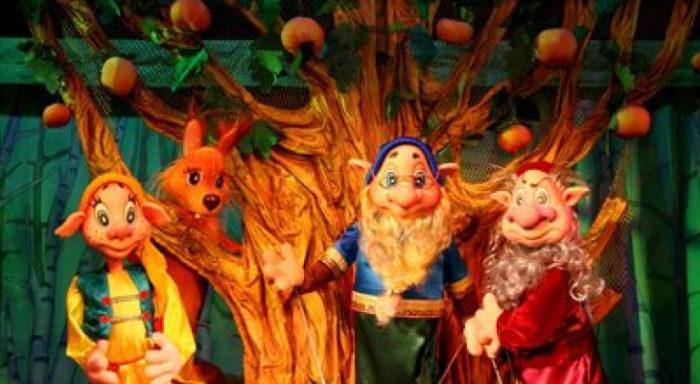 Театр кукол «Буратино»