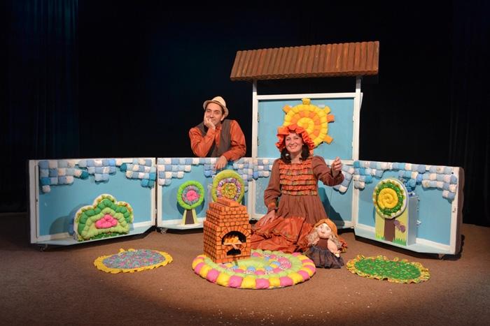 Театр-студия «Понарошку»