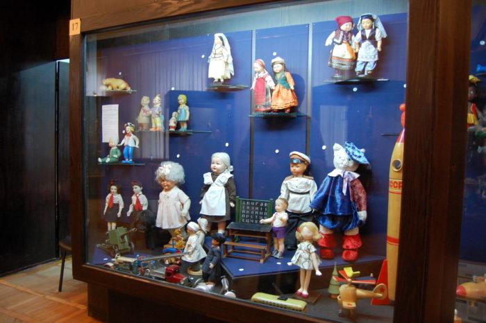 Художественно-педагогический музей игрушки