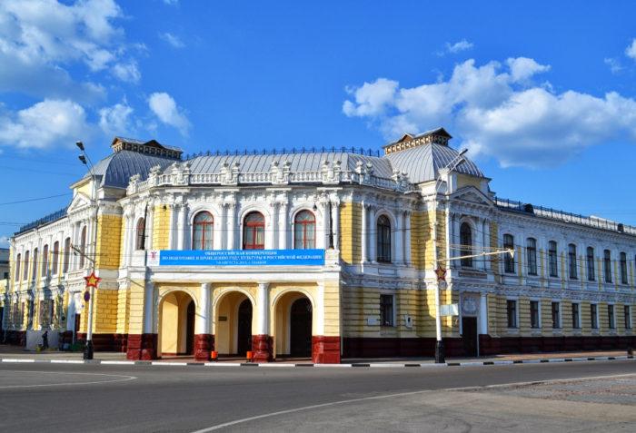 Тамбовский государственный драматический театр