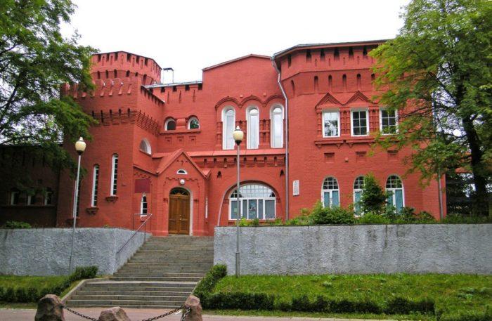 Музей «Смоленщина в годы Великой Отечественной войны»