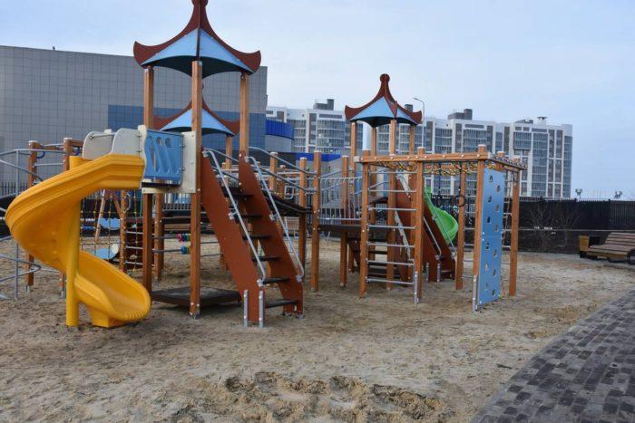 Парк «Олимпийский»