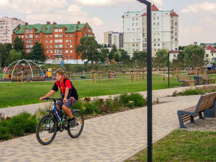 Парк «Зелёный лог»