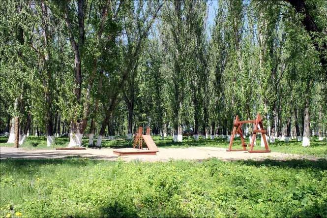 Пикник-парк «Заречный»