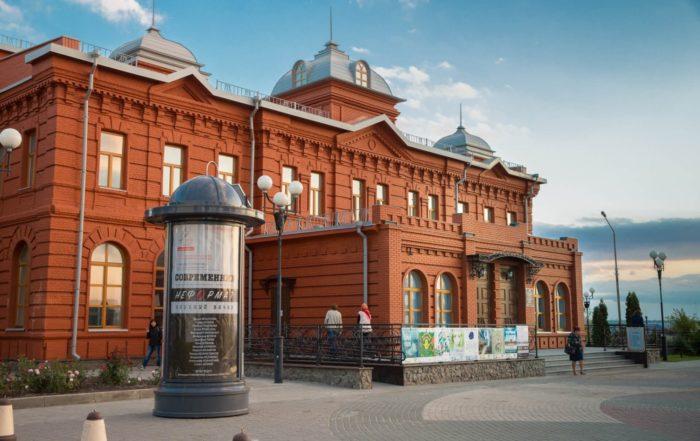 Старооскольский театр для детей и молодёжи имени Б.И. Равенских