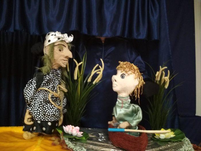 Театр кукол «Кот Учёный»